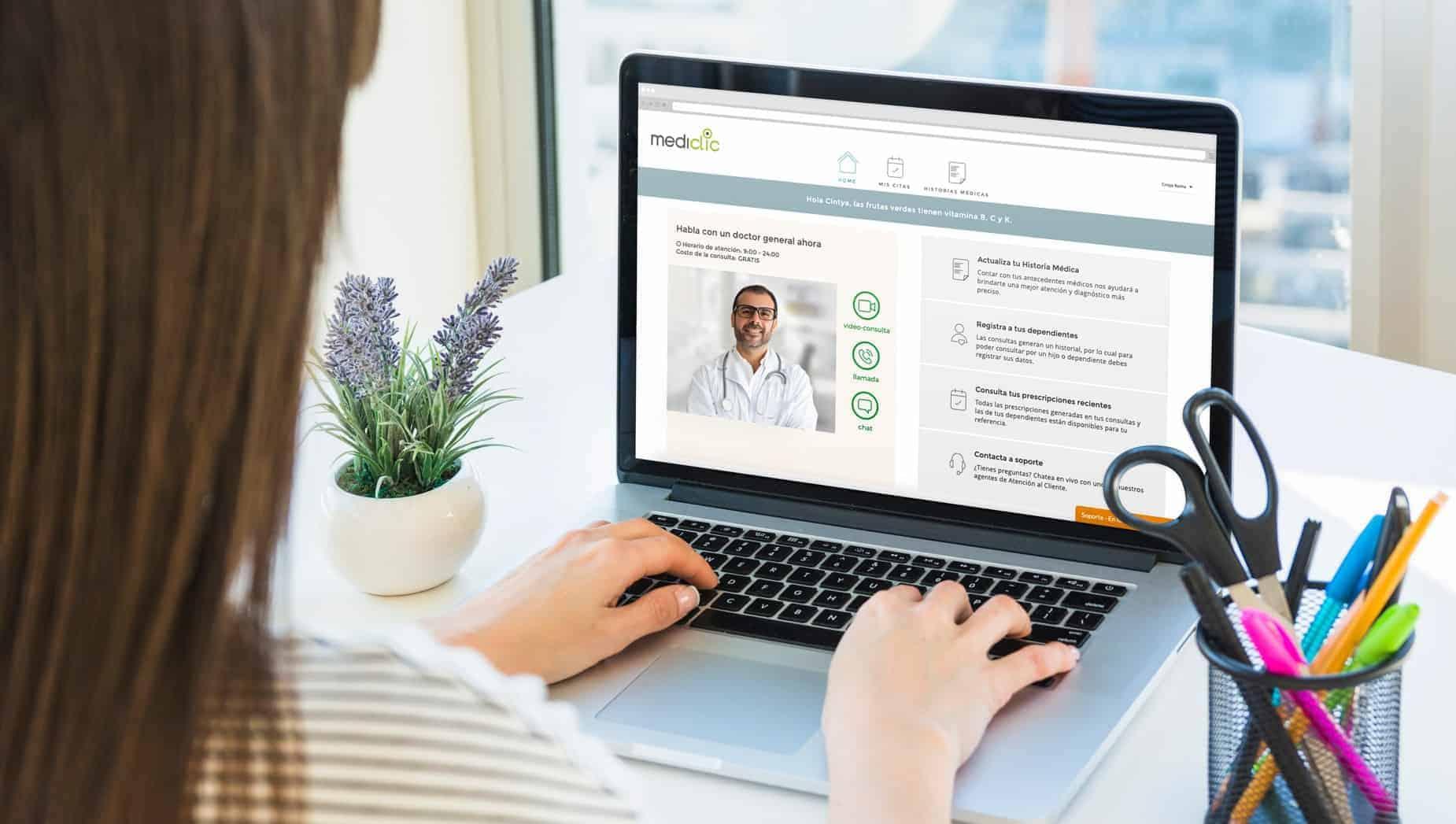 Plataforma de telemedicina