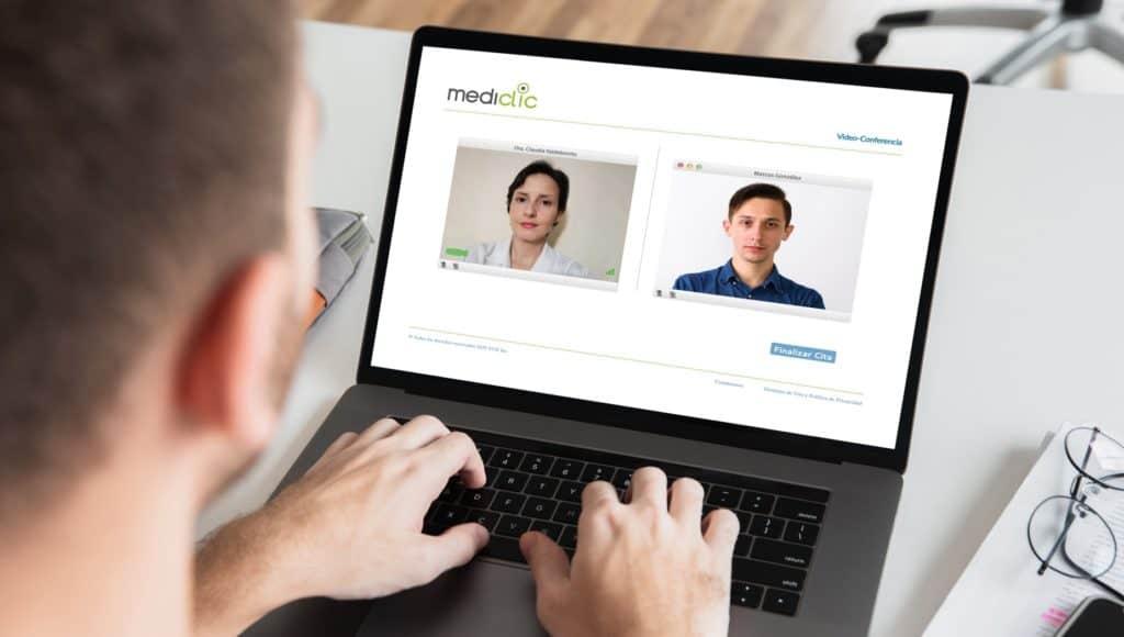 Mediclic y el impacto de la telemedicina en Chile