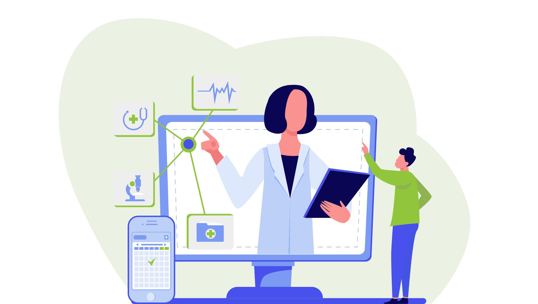 ¿Cómo implementar una plataforma de telemedicina en tu centro de salud?